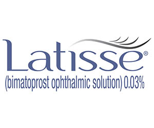 LATISSE® to help eyelash grow and fullness