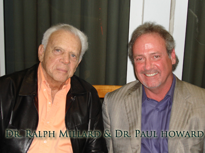 Dr. Ralph Millard & Dr. Paul Howard